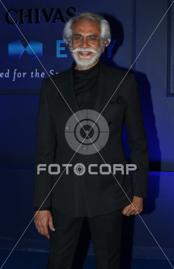Fotocorp Sunil Sethi President Fashion Design Council Of India Chivas Presents Chivas 18 Alchemy