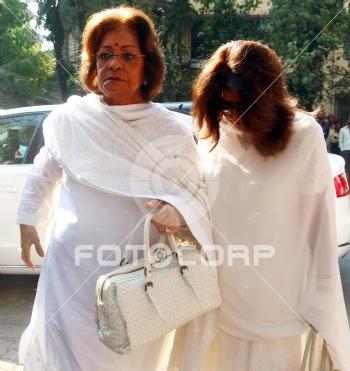 sadhana shivdasani funeral